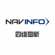 四維圖新logo