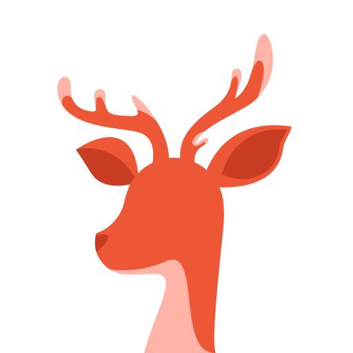 小鹿医馆logo